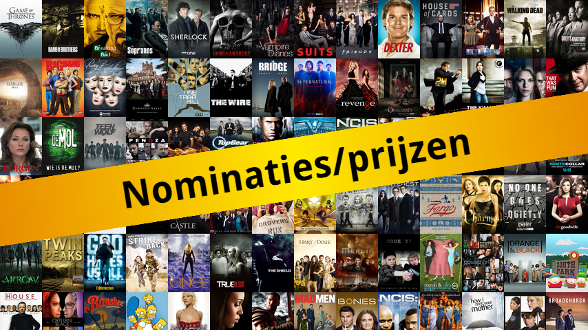 Nominaties Emmy Awards 2015