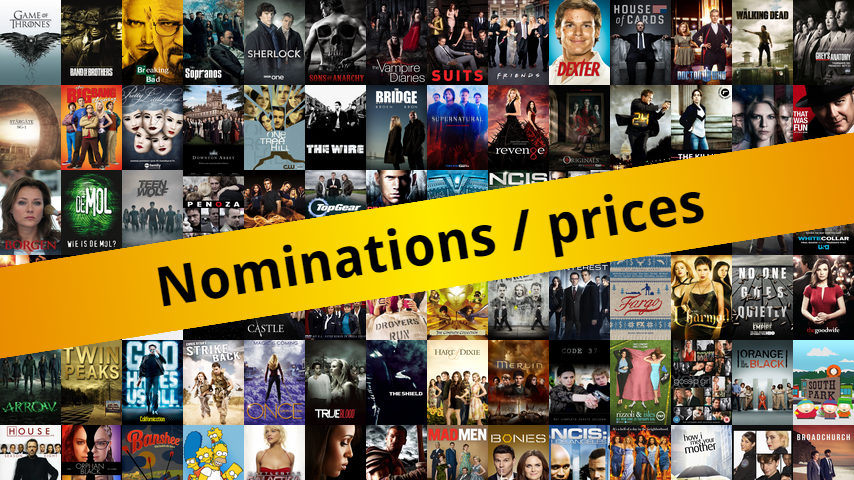Winners of the Critics' Choice Television Awards 2014