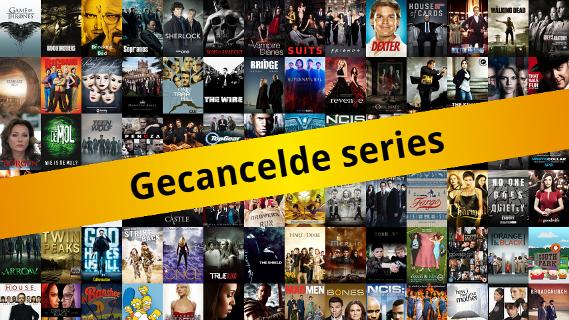 Overzicht nieuwe, vernieuwde en gecancelde series bij ABC, CBS, The CW, FOX en NBC