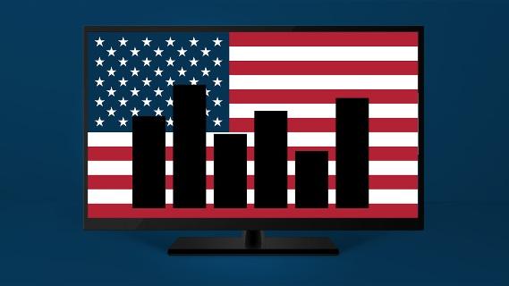 Kijkcijfers Amerika van week 35