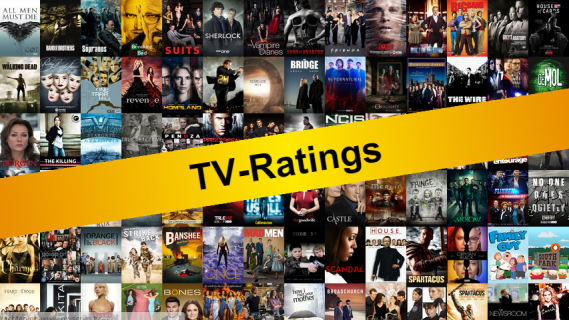 TV ratings America week 34