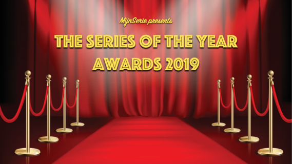 Series of the year 2019 - Best Dutch language series