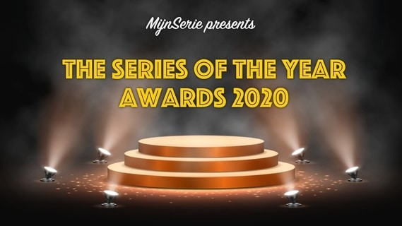 Series of the year 2020 - Best crime series