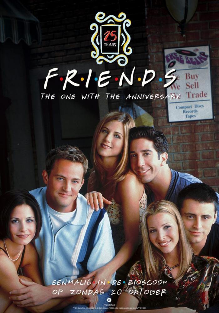 8310 Friendsposter