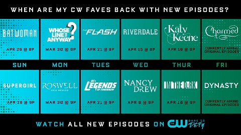 9303 The CW